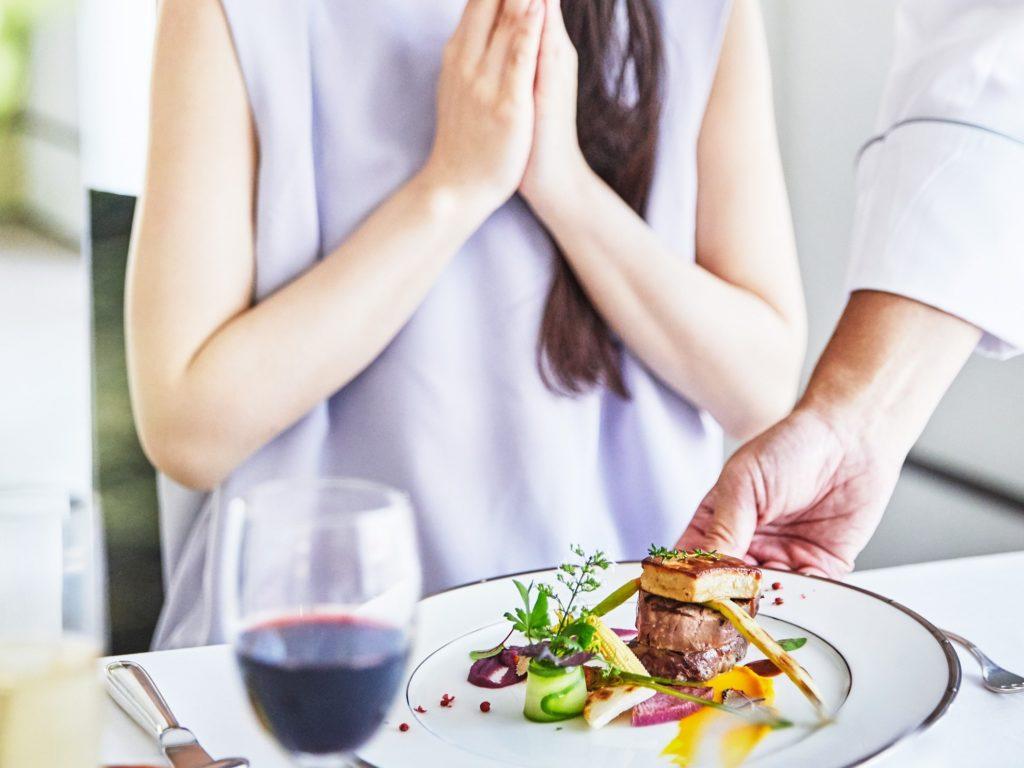 【料理重視花嫁に】シェフ自慢のプレミアム試食×見学会×相談会