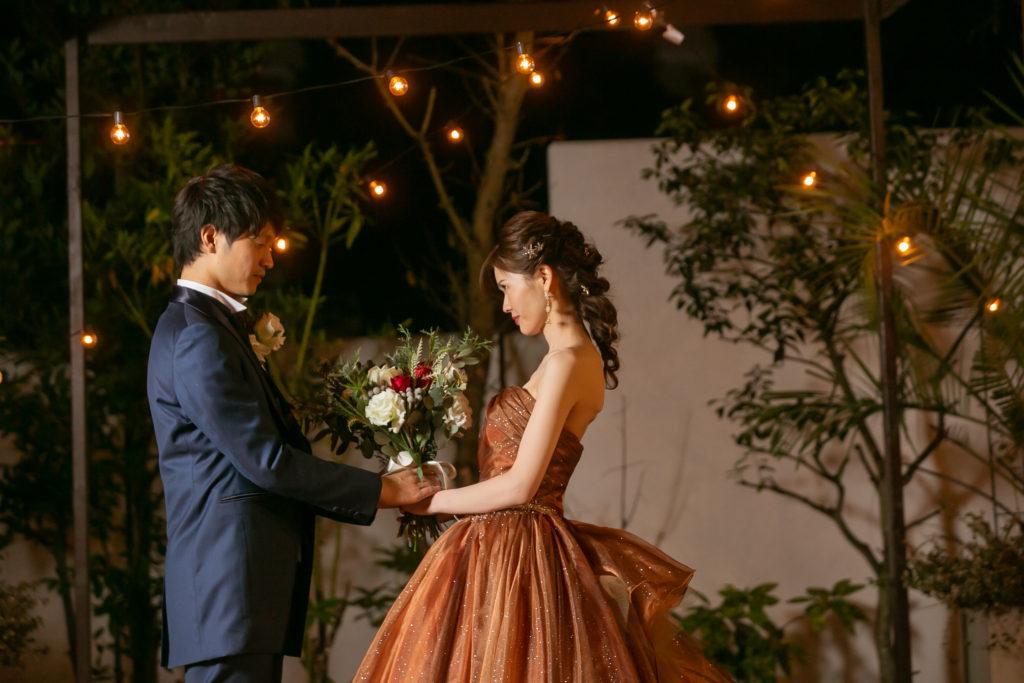 Xmas Night Wedding