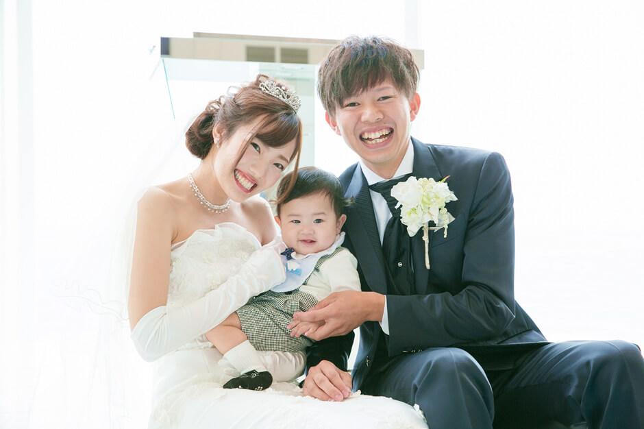 家族をつなぐ結婚式