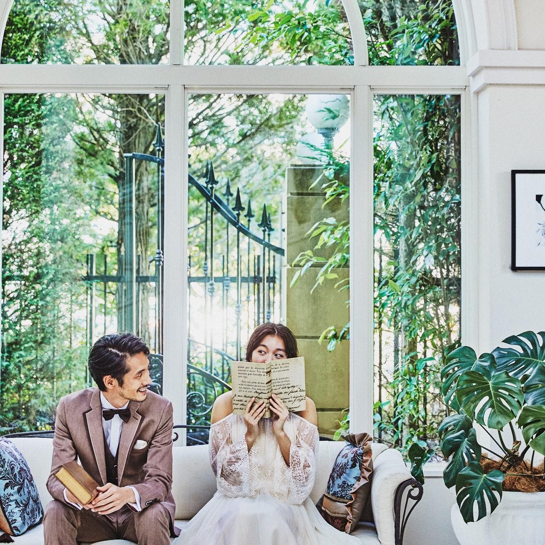 【大好評!新しい結婚式5選】ベストスタイル発見!試食付き相談会