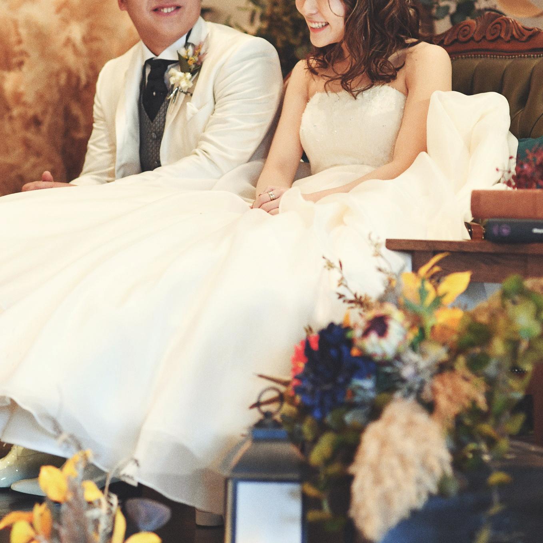 結婚式のことを少しでも知りたい!初めてのブライダルフェア♪