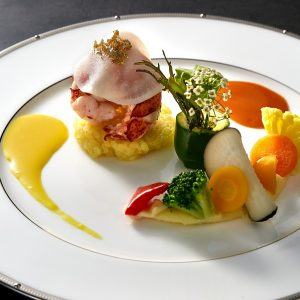 ■次回来館特典/ゲストをもてなす料理コース試食プレゼント