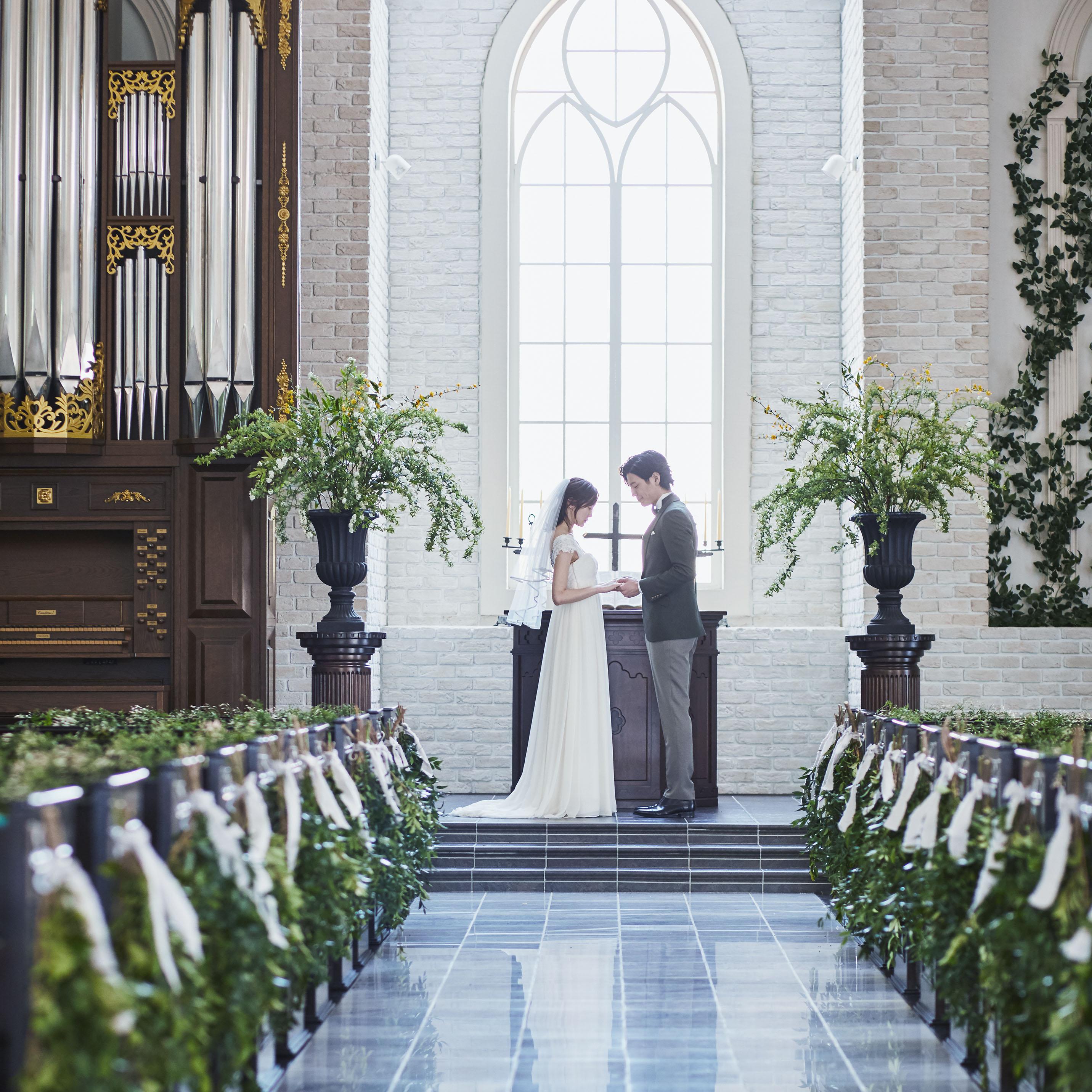 【試食体験付♪】3密回避!安心の会場で叶える結婚式提案フェア