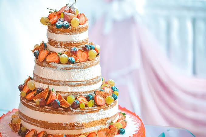 ウエディングケーキの想い