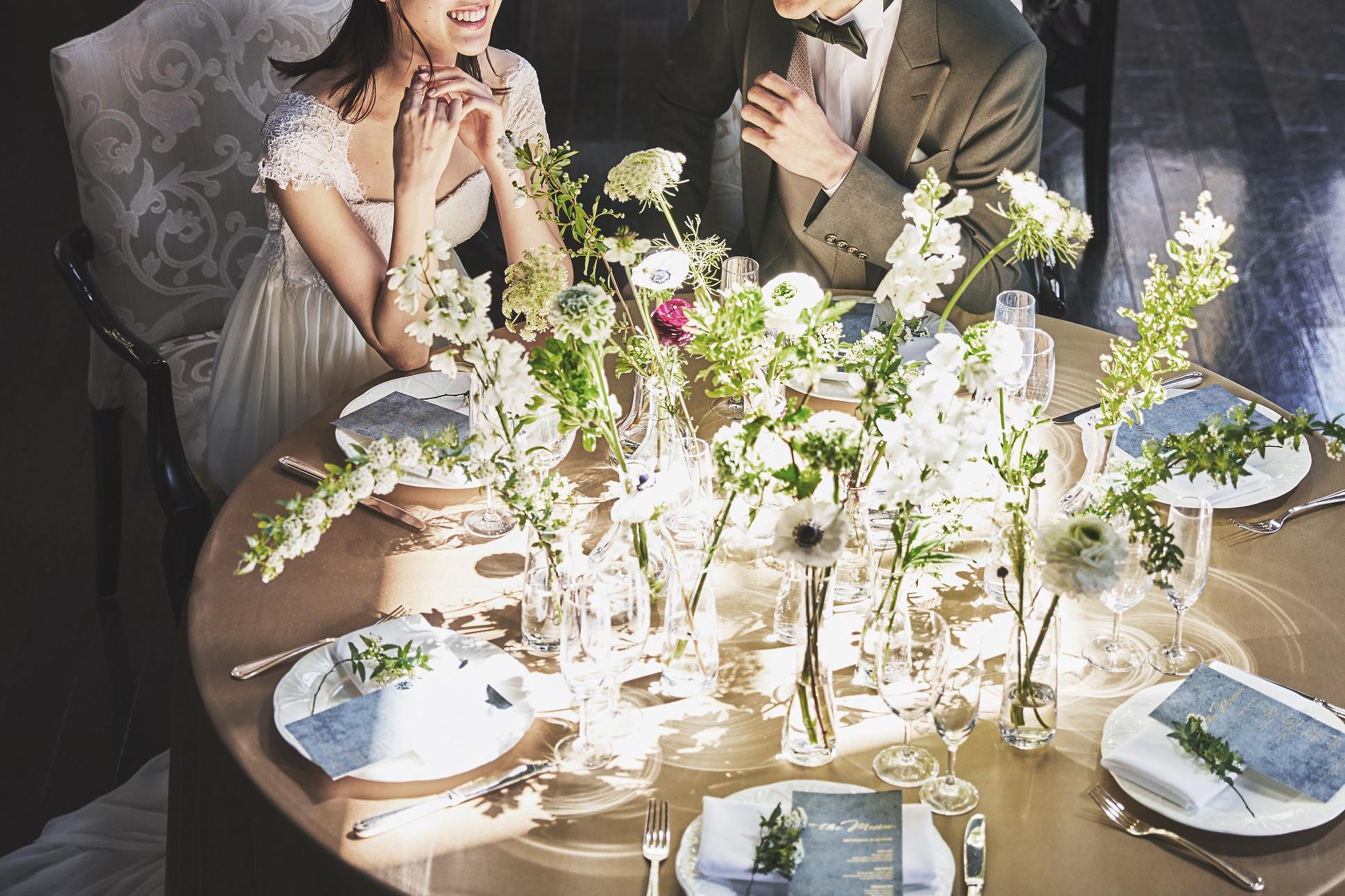 【少人数・フォト結婚式応援】ふたりの希望に合せた結婚式フェア