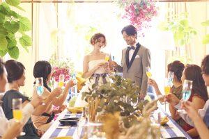 プランナーとの個別相談。ゲストに喜ばれる結婚式の創り方。