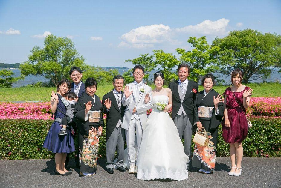【家族婚専用プラン】ファミリア・ウエディング