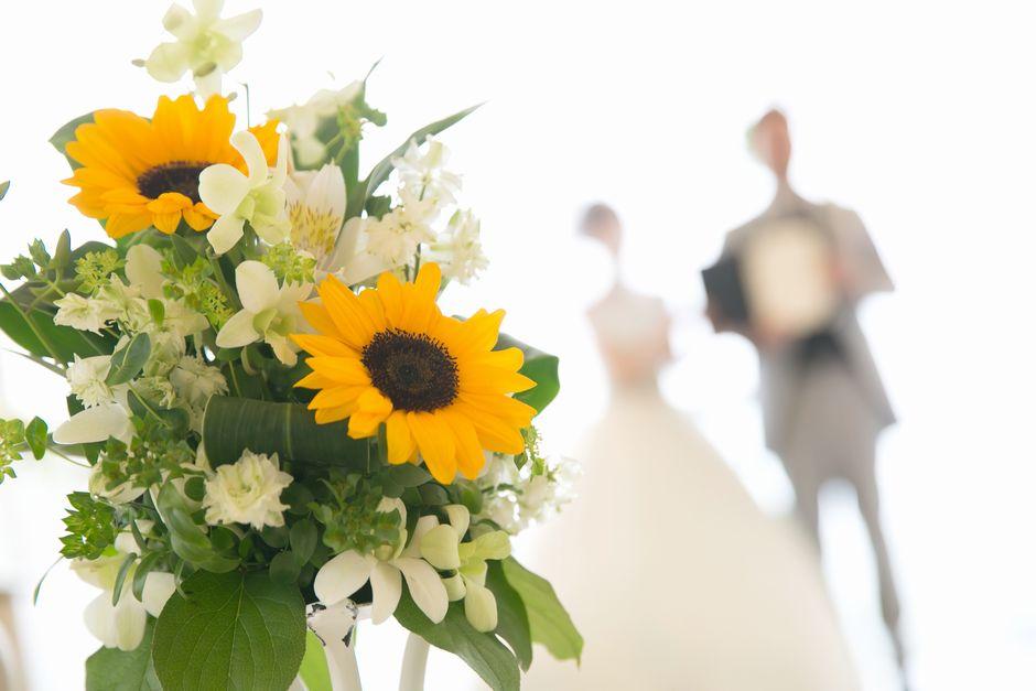 Wedding Story「ひまわりの花言葉」