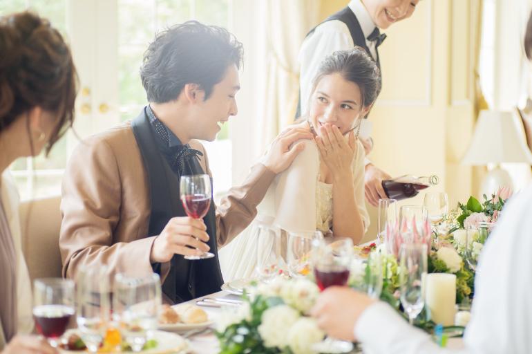 【少人数婚プラン】ゲストと叶えるアットホームウエディング